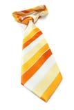 Stripe Necktie Stock Photo