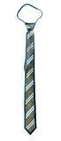 Stripe Necktie Royalty Free Stock Image