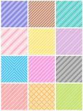 Stripe pattern Royalty Free Stock Photography