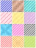 Stripe pattern royalty free illustration