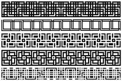 Stripe pattern. stock illustration