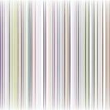 Stripe pattern. Pastel fine stripes on white background Royalty Free Stock Image