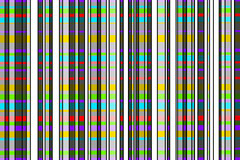 Stripe pattern with bright colors Royalty Free Stock Photo