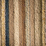 Stripe pattern mat Stock Image