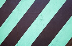 Stripe pattern on wall Royalty Free Stock Photography