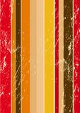 Stripe retro grunge background Royalty Free Stock Photography