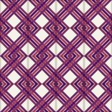 Stripe seamless  pattern from  Moroccan tiles, ornaments of vinous colors. Royalty Free Stock Photos