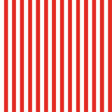 Stripe Seamless Pattern Red. Seamless background pattern of red stripes on white Royalty Free Stock Photos