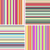 Stripe textures Stock Images