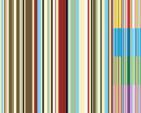 Stripe variation Royalty Free Stock Photography