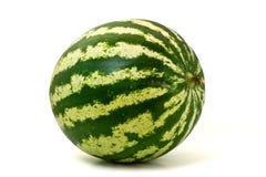 striped арбуз Стоковая Фотография RF
