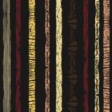 striped безшовное картины текстурированные нашивки Красочная повторяя предпосылка творческая конструкция Стоковое фото RF