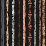striped безшовное картины текстурированные нашивки Красочная абстрактная повторяя предпосылка творческая конструкция Стоковое Фото