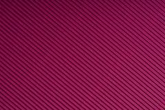 Striped бумага выбитая маджентой покрашенная бумага Предпосылка текстуры цвета красного вина Стоковое Изображение