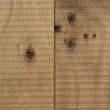 2 striped деревянных текстуры Стоковое Изображение RF