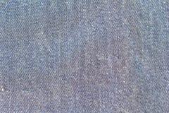 Striped джинсовая ткань Стоковые Изображения