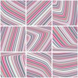 Striped картина с нашивками Стоковое Изображение RF