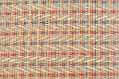 Striped картина циновки Стоковые Фотографии RF