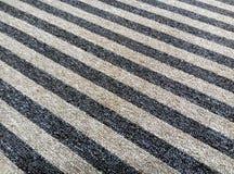 striped ковер Стоковое Изображение RF