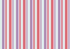 Striped красная, голубая и фиолетовая предпосылка Стоковые Изображения RF