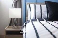 Striped подушка картины Стоковое Фото