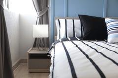Striped подушка картины Стоковые Фотографии RF