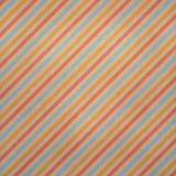 Striped покрасил рождество предпосылки Стоковая Фотография