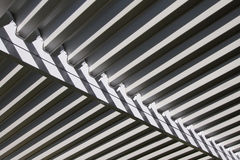 Striped потолок Стоковые Фото