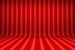 Striped предпосылка студии Стоковые Изображения RF