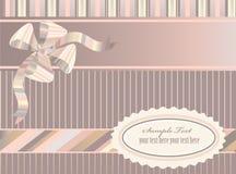 striped предпосылка Стоковое Изображение RF
