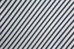 Striped предпосылка ткани рубашки Стоковое Изображение