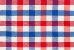 Striped предпосылка ткани loincloth Стоковое Изображение