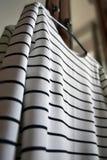 striped платье Стоковые Изображения RF