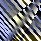 Striped светлая темная предпосылка Стоковое Изображение
