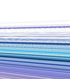 striped синь предпосылки Стоковое Фото