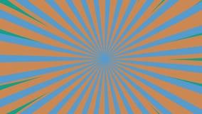 striped синь предпосылки видеоматериал