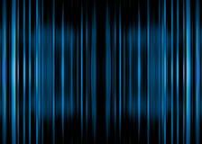 striped синь предпосылки Стоковые Фотографии RF
