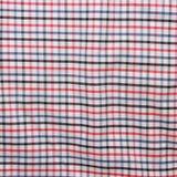 Striped скомкал скатерть. Стоковые Изображения RF