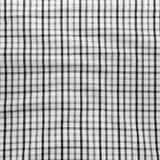 Striped скомкал скатерть. Стоковые Фотографии RF