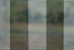 Striped текстура сетки Стоковое фото RF
