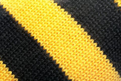 Striped текстура шерстей Стоковые Фотографии RF