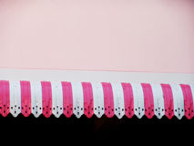 striped тент Стоковая Фотография RF
