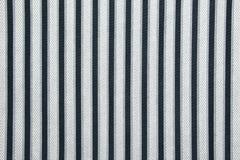 Striped ткань рубашки Стоковые Фото