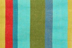 striped ткань Стоковое Изображение