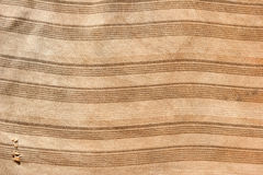 Striped ткань Стоковые Фото