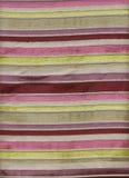 striped ткань Стоковое Изображение RF