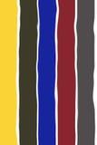 striped цветастое предпосылки Стоковые Фотографии RF