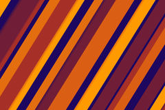 striped цветастое предпосылки Стоковое Изображение RF