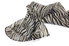 striped шарф Стоковое Изображение RF