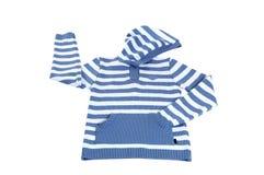 striped шерстяное свитера белое стоковое фото